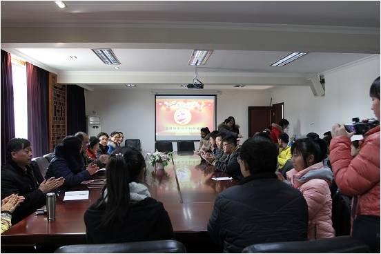 爱心启航,温暖冬天——中国移动对我院学生捐赠爱心手机