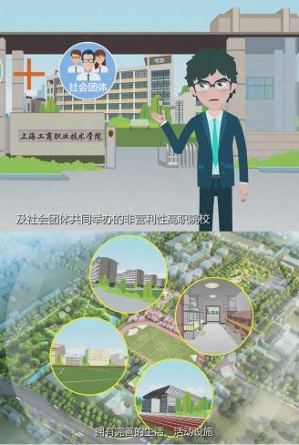 上海工商职业技术学院(吃鸡版)